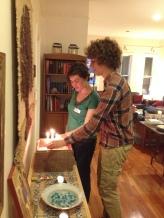 2015 worship candles